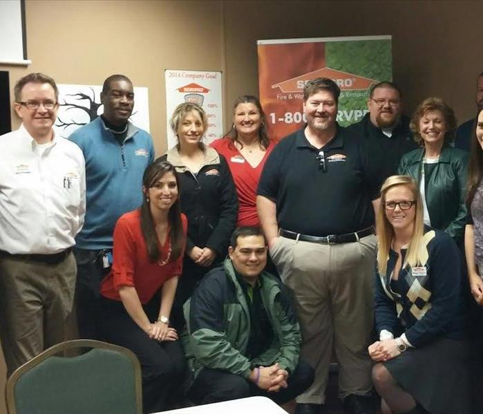 Central North Carolina SERVPRO Sales Training