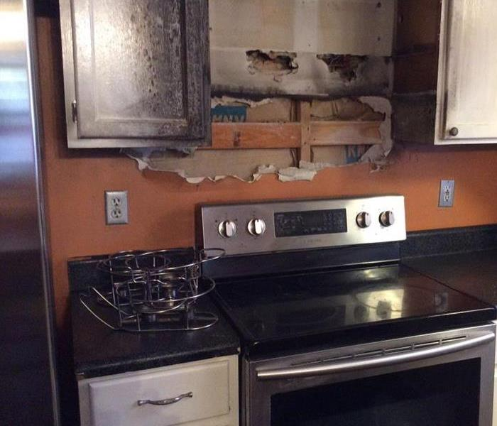 Kitchen Fires Are Common