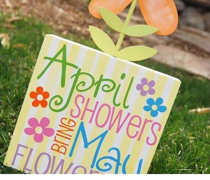 Community May Flowers Come From Aprils Showers; You Ready?