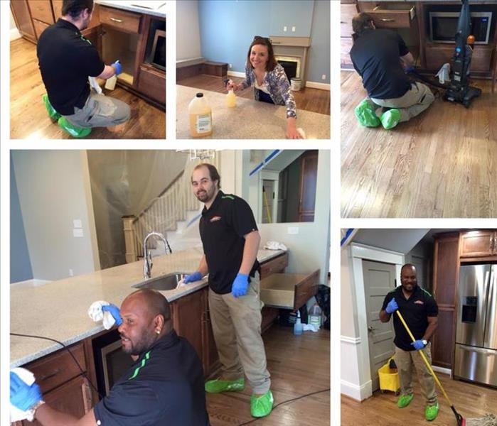 Community SERVPRO employees volunteer time at local shelter
