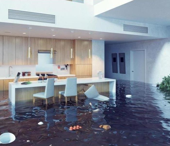 Why SERVPRO Why You Should Choose SERVPRO after Water Damage Occurs