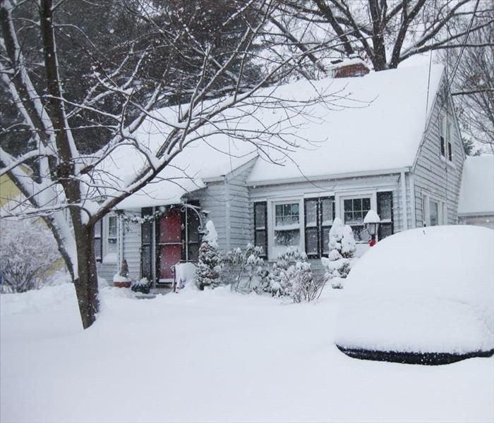 Storm Damage Preparing your home and business for Winter Weather