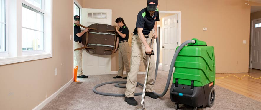 Greensboro, NC residential restoration cleaning